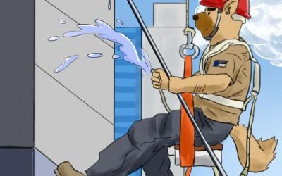郑州保洁公司为您介绍如何选择外墙清洗公司