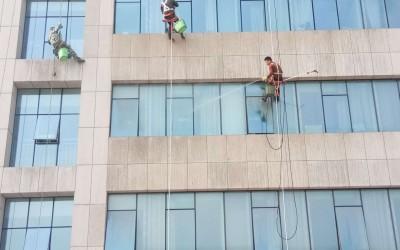 郑州保洁公司:外墙清洗服务包括哪些范围您知道吗?