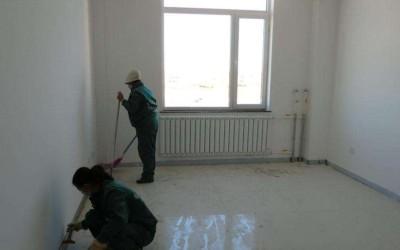 新房装修后为什么要开荒保洁?郑州保洁公司告诉您