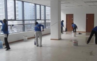 郑州保洁公司为您解读开荒保洁的标准