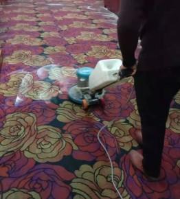郑州大同宾馆地毯清洗